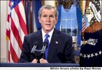 President of USA - George W. Bush